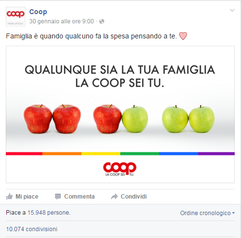 Coop family day